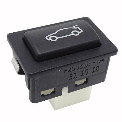 Tininna 9200316 Interrupteur de secours pour coffre de voiture 61319200316 pour 1 3 5 6 7 S/érie E60 E87 E90 F10 Noir