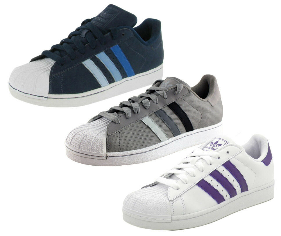 Adidas Superstar Originals Superstar Adidas Ii  zapatos /zapatillas/runners / formadores en eBay Australia! c55493