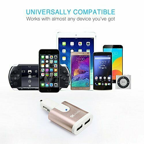 official photos 57b70 b0ef2 Spigen Fast Car Charger Quick Charge 3.0 30w Output USB Port Universal
