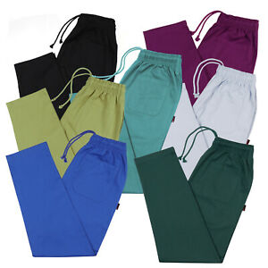 Medical Trouse 100% Cotton Hospital Medical Comfortable Uniform Medical Trousers