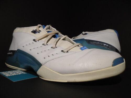 Chrome Negro 15 Azul Xvii 17 Nike Air University White Silver 2002 Jordan Low wqzv88Z7