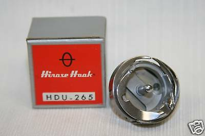 HDU-265 761 Hirose Sewing Machine Hook For Durkopp 265 Machine NEW