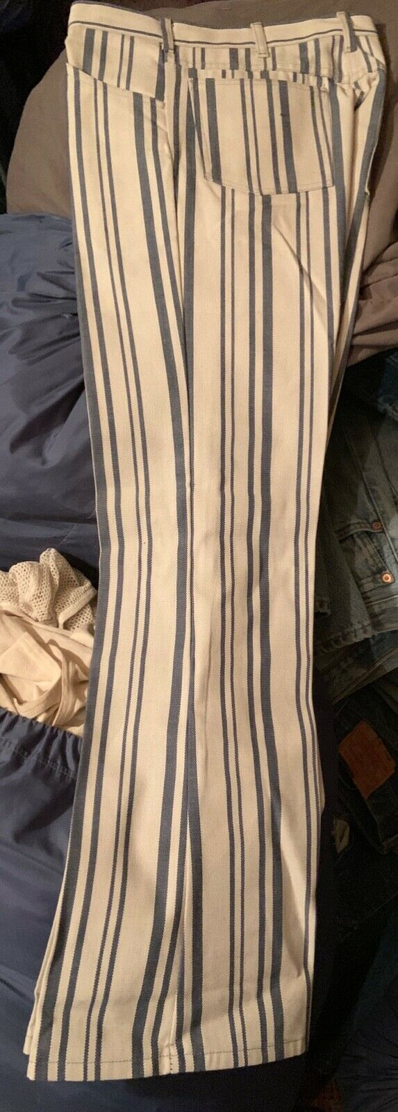 "NOS Jeans Size 29-30""Waist x 42"" Length"
