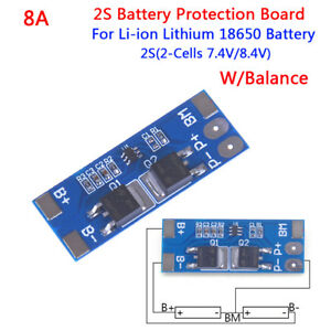 2S-8A-7-4V-w-Balance-18650-Li-ion-lithium-battery-BMS-charger-protection-boa-RK