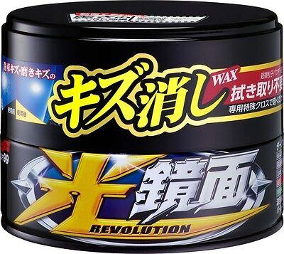 Soft99 Remove Scratch Clear Wax Mirror Finish DARK Japan Paste Auto Car Care