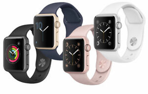 Apple-Watch-Series-1-Aluminum-42MM-Silver-Space-Gray-Rose-Gold-Poor-C-Grade