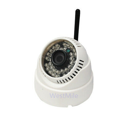 HD 720P Wireless WIFI  IP Camera indoor dome security Onvif Network 3.6MM P2P