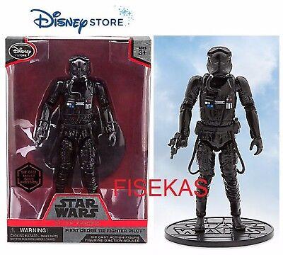 First Order Tie Fighter Pilot Star Wars Elite Series Action Figure Disney Store