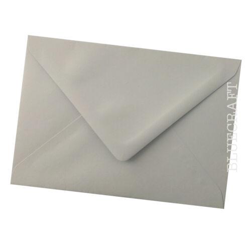 "6 x 4/"" approx 1000 x C6 Pale Grey Premium 100gsm Envelopes  114x162 mm"