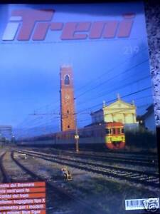 Otros I Treni 112 1991 Poster locomotiva E 636 Le carrozze degli anni 60