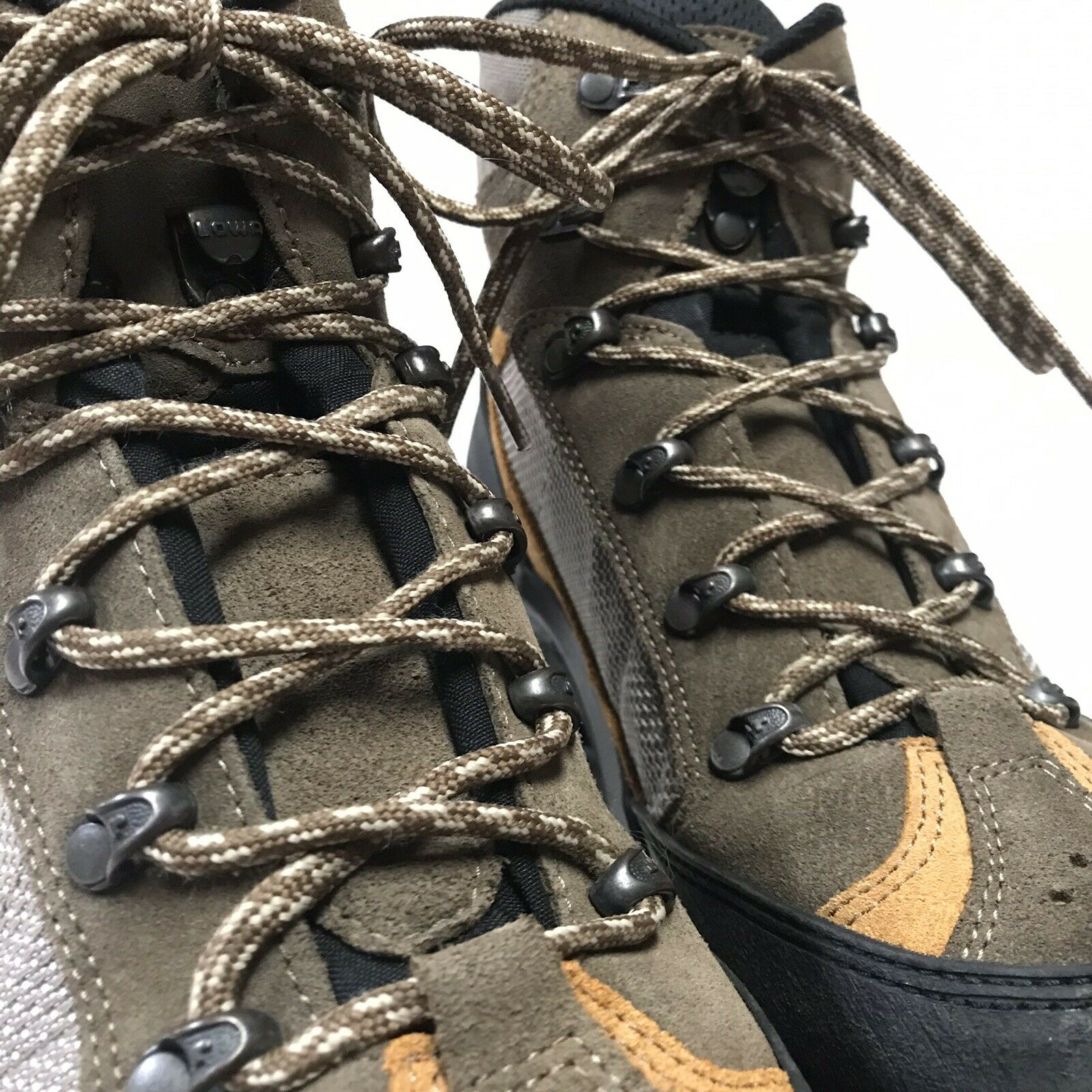 LOWA Men's Women's Mid Hiking Trail Boots Gortex   Sz 7 1 2  all products get up to 34% off