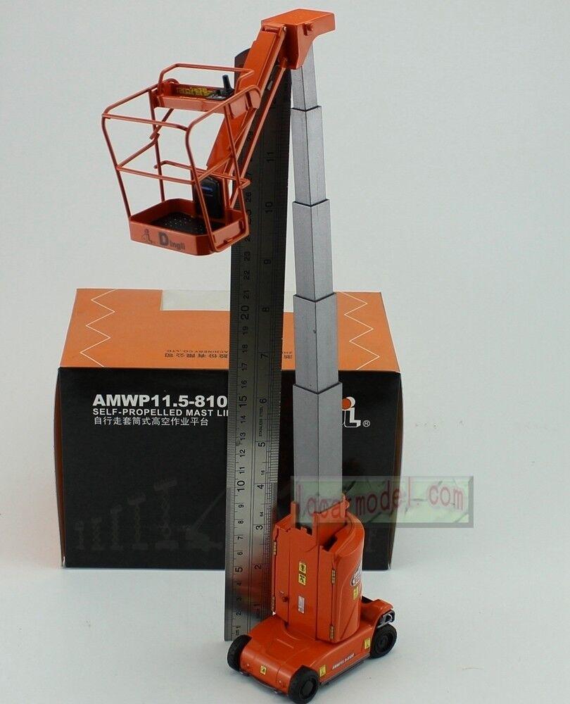 1 20 skala Dingli DL AMWP11.5 -800 SEL -PROFELD MAST LIFT tärningskast