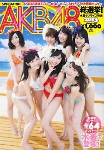 AKB48-General-Election-Swimsuit-Surprise-2013-Shueisha-Mook-Photo-Book