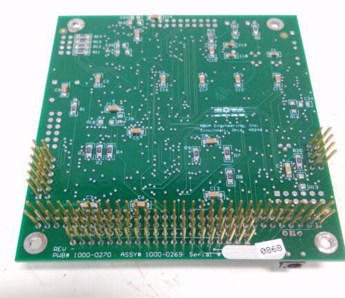 NOVA ENGINEERING CIRCUIT BOARD 1000-0270