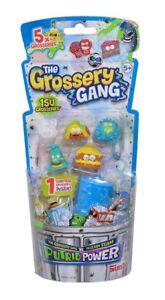 109291021 Simba Grossery Gang Putrid Power Mülltonne blau 5er Pack Film- & TV-Spielzeug