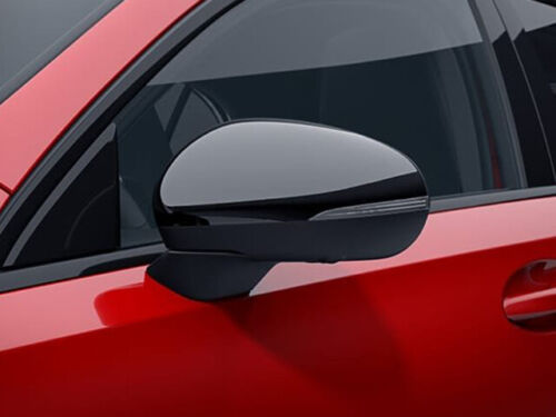 Mercedes W177 A Class CLA C118 Mirror Covers Night Package Black FROM 2018 OEM