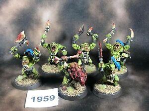 Warhammer-AOS-Age-of-Sigmar-Fantasy-Orruk-Savage-Orruks