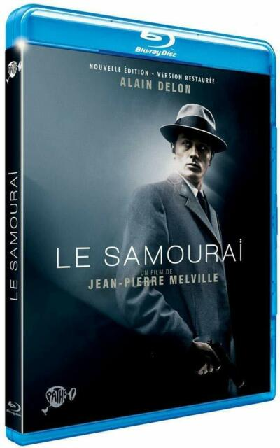 LE SAMOURAI [BLU-RAY] - NEUF