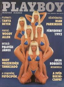 Bikini in playboy swedish team