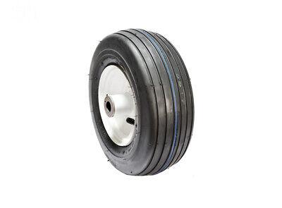 2 Toro Flat Free Wheel Assemblies 11x4.00-5 TimeCutter MX SS SW ZS 4235 4260