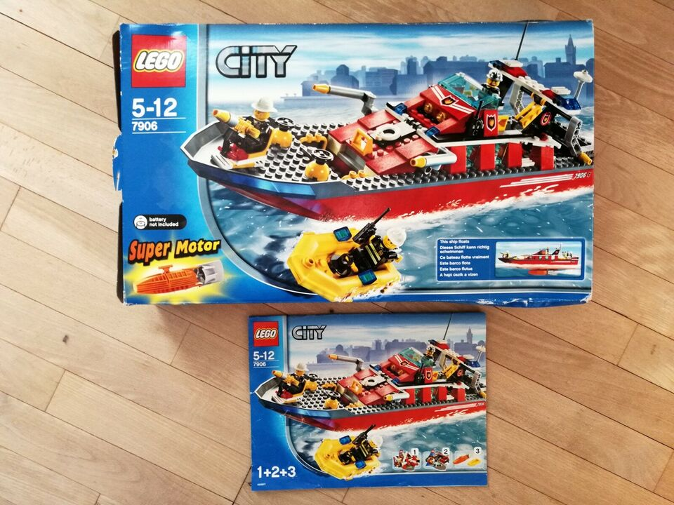 Lego andet, Fireboat