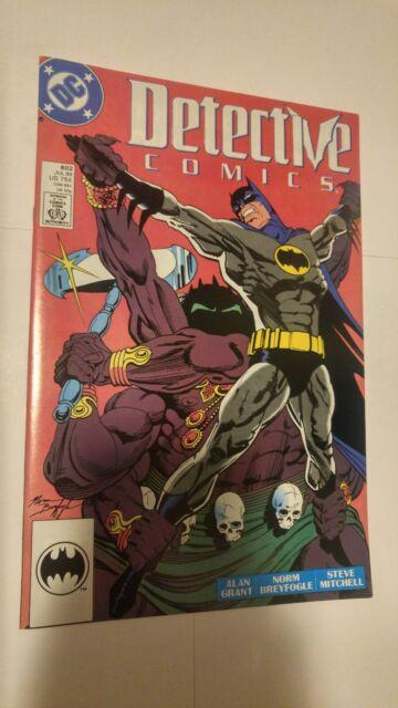 Detective Comics #602 July 1989 DC Comics Grant Breyfogle Mitchell Batman