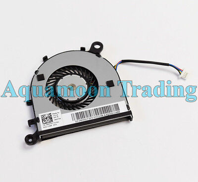 XHT5V Genuine Dell XPS-13 9350 9343 9343 9350 CPU Cooling Fan DC28000F2F0 4-Pin