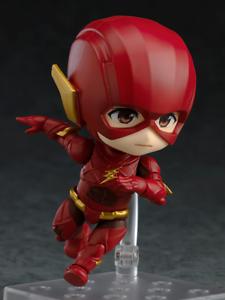 Authentic Nendgoldid The Flash Justice League Action Figure Good Smile