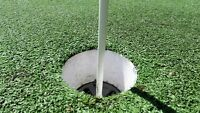 6 Foot Flag Stick And Cup Yard Golf Target