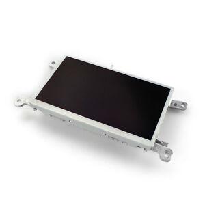 Moniteur-Info-Panneau-Radio-Mmi-Ecran-Affichage-LCD-pour-Audi-A4-B8-A5-Q5-RS5-S4