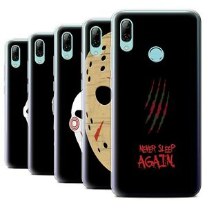 Gel-TPU-Case-for-Huawei-P-Smart-2019-Horror-Movie-Art