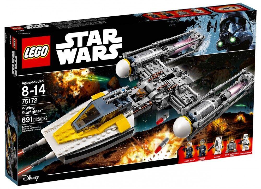 Lego Star Wars - 75172 - Y-Wing Starfighter - NEUF et Scellé