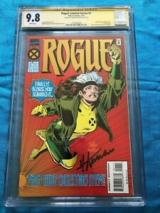 Rogue-Limited-Series-1-Marvel-CGC-SS-9-8-NM-Mt-Signed-by-Howard-Mackie
