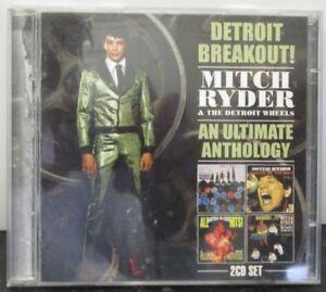MITCH-RYDER-Detroit-Breakout-2-x-CD-ALBUM