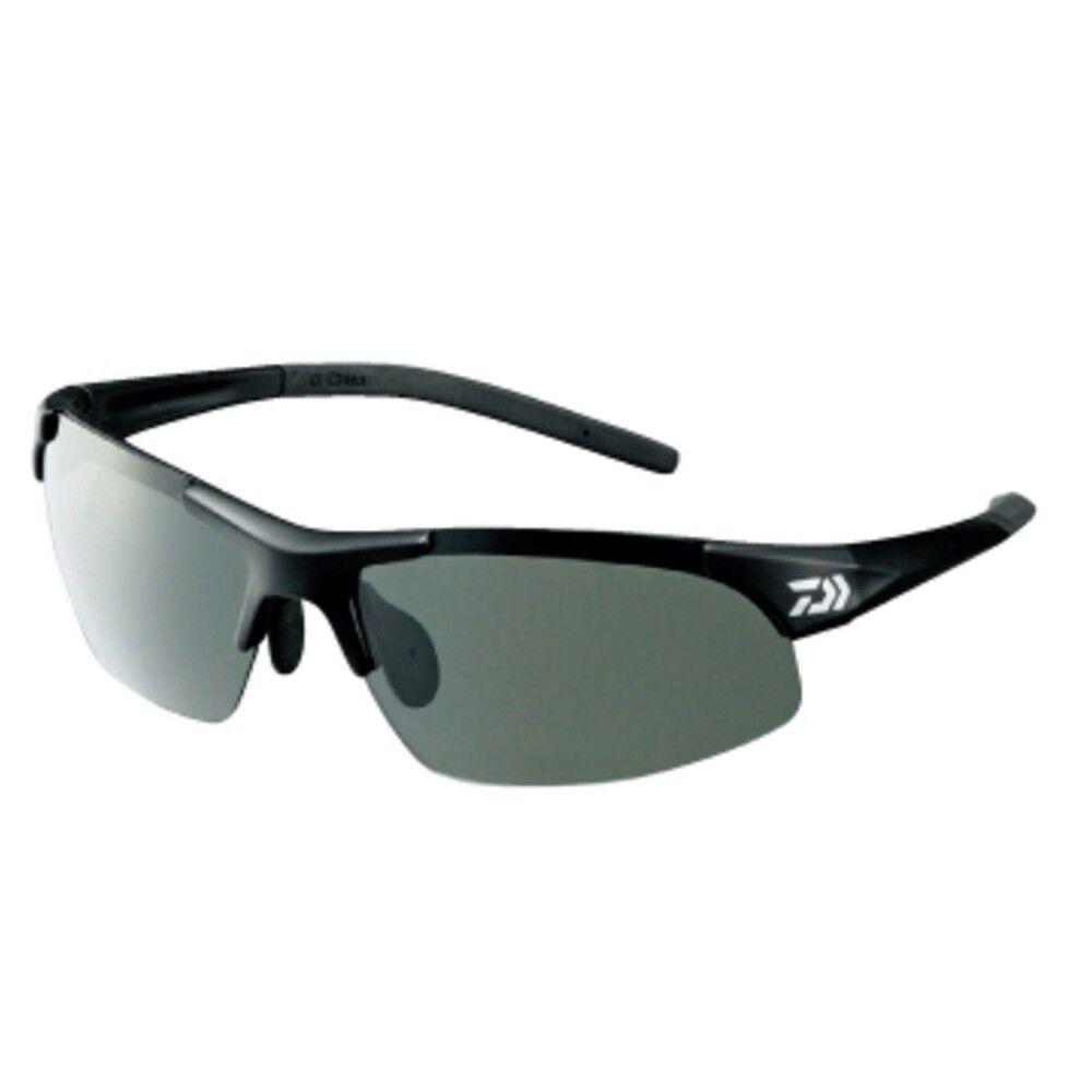 Daiwa Policarbonato Polarizado Gafas Dn-4022h gris Negro 886147 con Seguimiento