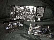 Lucifera - Preludio del Mal Tape Colombian Thrash Metal Chaos Metal Destruction