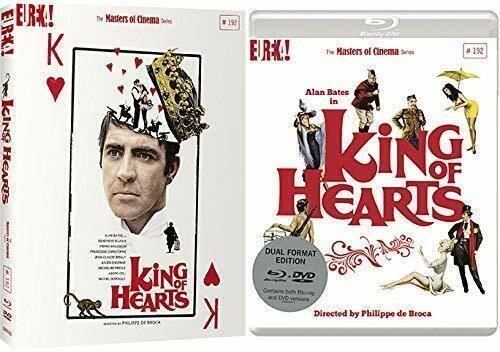 KING OF HEARTS [DVD][Region 2]