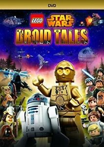 Lego-Star-Wars-Droid-Tales-New-DVD-Dolby-Dubbed-Subtitled
