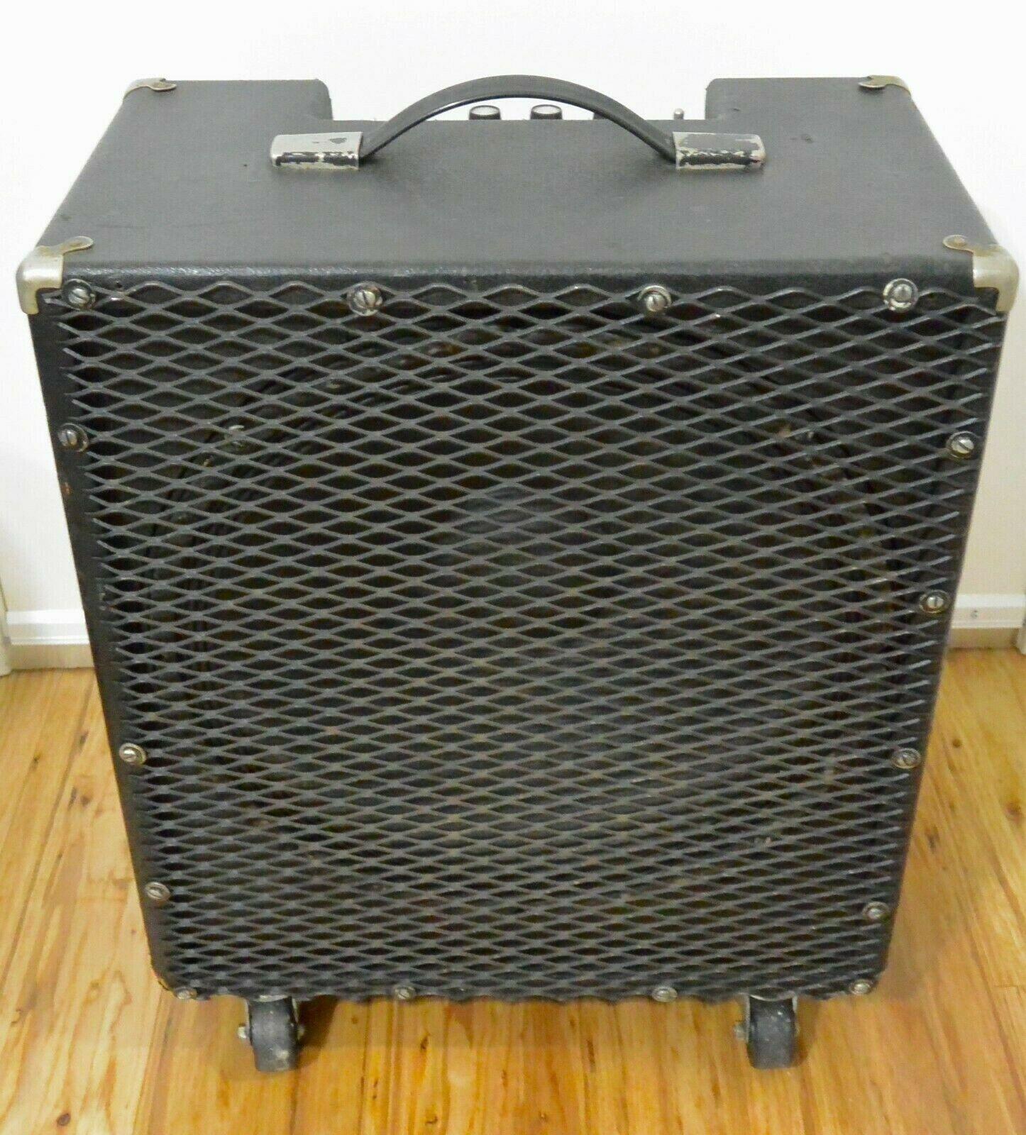 Polytone Mini Brute I Bass Guitar Amp 180 watts  Rare vintage