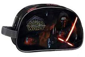 26x16x11cm Size Disney STAR WARS First Order Vanity/Toiletry Bag