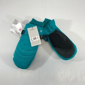 Champion-3M-Thinsulate-Turquoise-Snowproof-Waterproof-Mittens-Girls-Size-8-16