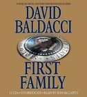 First Family by David Baldacci (CD-Audio, 2009)