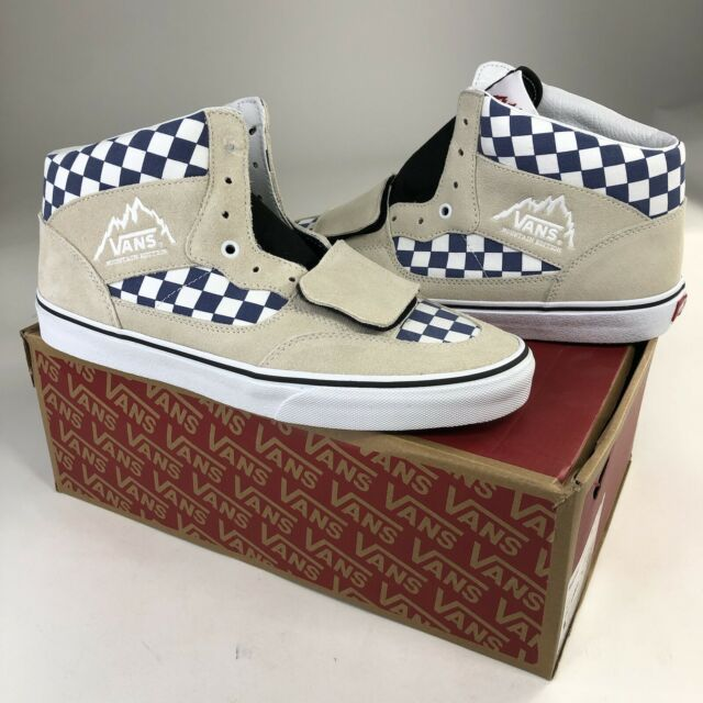 Size 12 - VANS Mountain Edition Turtledove Checkerboard for sale ...