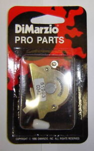 NEW EP1104 DiMarzio 5-Way Switch For Fender Strat With Knobs