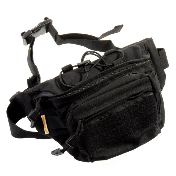 5c1a9e21b4b5 Outdoor Tactical Military Shoulder Waist Fanny Pack Pouch Bum Bag Camping  Hiking
