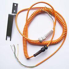1 Spiralkabel Wendelkabel Torantrieb Sektionaltor Rolltor Kontaktschiene Tore