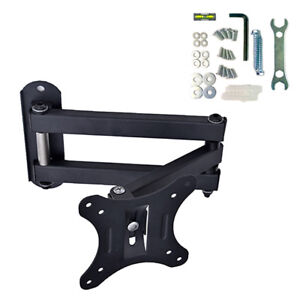LCD-TV-WALL-MOUNT-BRACKET-FOR-10-To-30-Inches-LCD-VESA-100-x-100mm-LG-Samsung