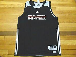 ADIDAS CORONA CENTENNIAL BASKETBALL REVERSIBLE JERSEY SIZE L   eBay