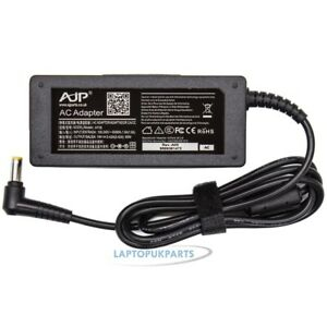 Nuovo-ajp-Packard-Bell-Easynote-TM93-RB-019UK-Adattatore-65W-Caricabatterie