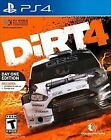 Dirt 4: Day One Edition (Sony PlayStation 4, 2017)